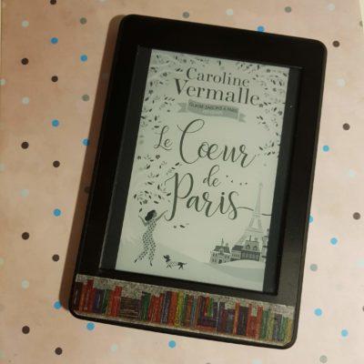 Caroline Vermalle, le Coeur de Paris, le livre pour les amoureux de Paris qui veulent y rester et la quitter en même temps